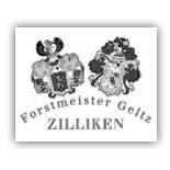 Forstmeister Geltz Zilliken