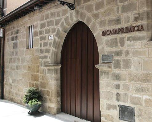 Bodegas Casa Primicia