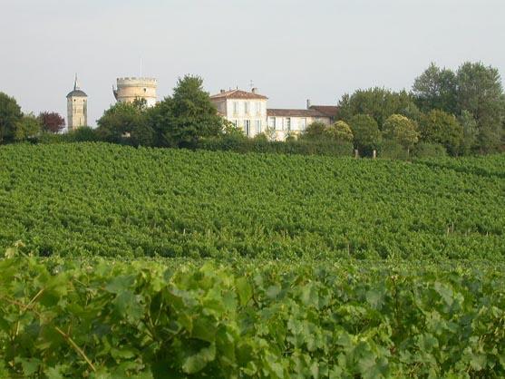 Château Peybonhomme Les-Tours