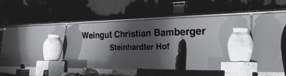 Weingut Christian Bamberger - Steinhardter Hof