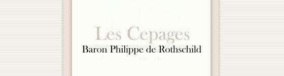 Les Cepages - Baron Philippe de Rothschild