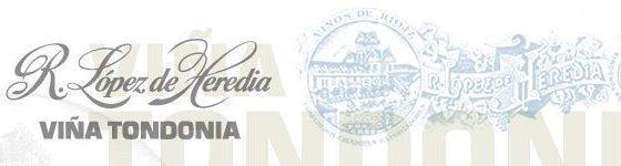 R. Lopez de Heredia Vina Tondonia