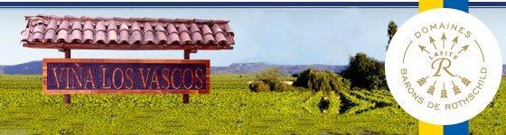 Los Vascos - Domains Barons de Rothschild (Lafite)